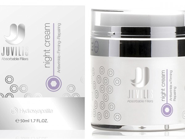 ¡Piel radiante con Anti-wrinkle Firming Reparing Night Cream!