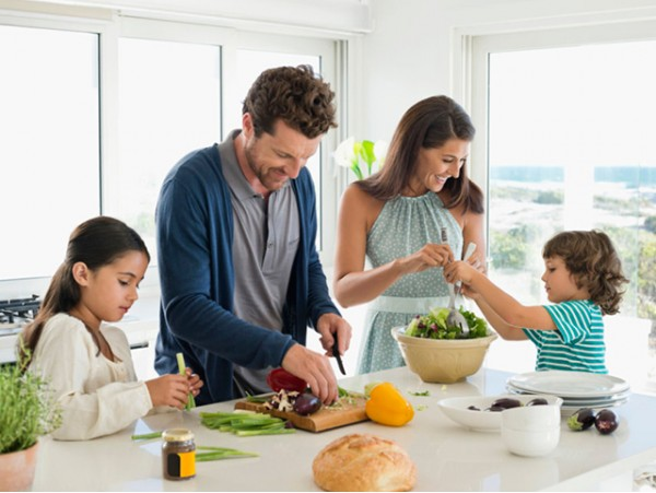 Taller de cocina 'Peque Chef' en familia: Cocina de otoño, menú completo