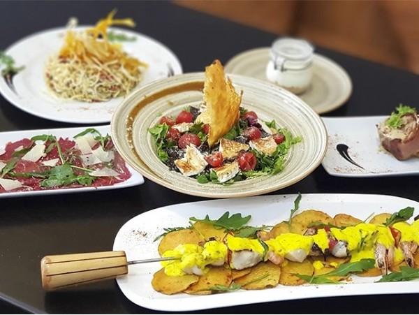 Espectacular menú para 2 personas en restaurante temático