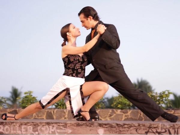 1 mes de clases de baile de tango agentino