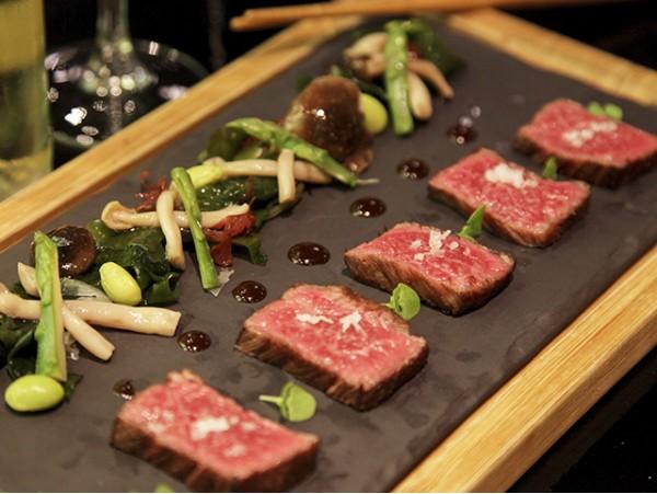 Exclusivo menú degustación de alta cocina japonesa para 2 personas