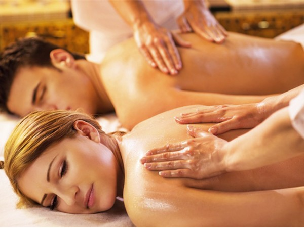 Masaje relajante en pareja de 50 minutos de duración