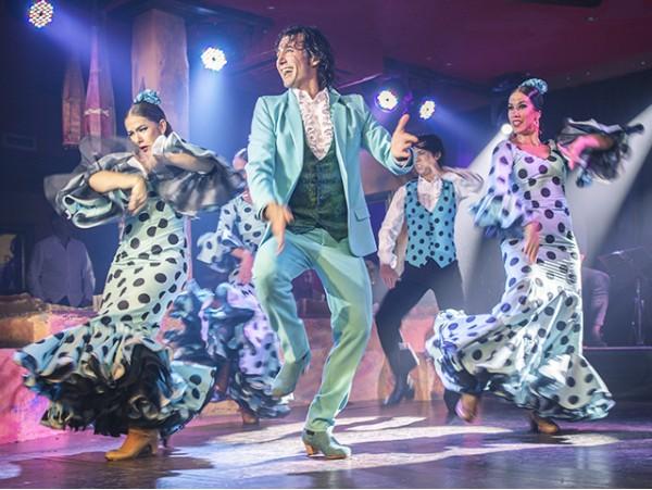 """Gran espectáculo flamenco """"A compás"""" de Fran Chafino con elenco del ballet de Carmen Mota"""