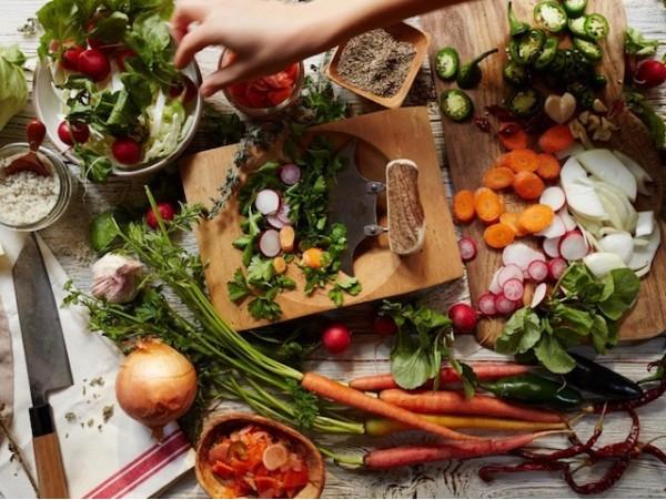 Taller de cocina sana y energética 'Técnicas al vapor y papillote' y 'Bebidas vegetales y saborizadas y recetas remineralizantes