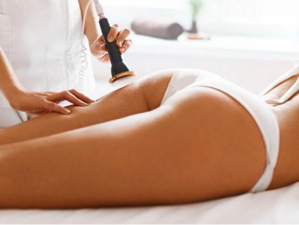 3 sesiones de masaje linfático con presoterapia + 3 sesiones de cavitación