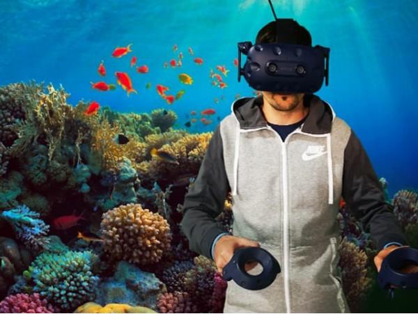 Experiencia de realidad virtual para 2 personas