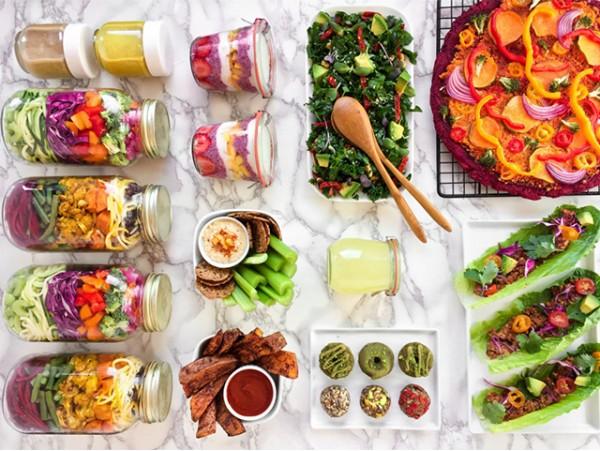 Taller de cocina sana y energética 'Postres y dulces' o 'Batch Cooking'
