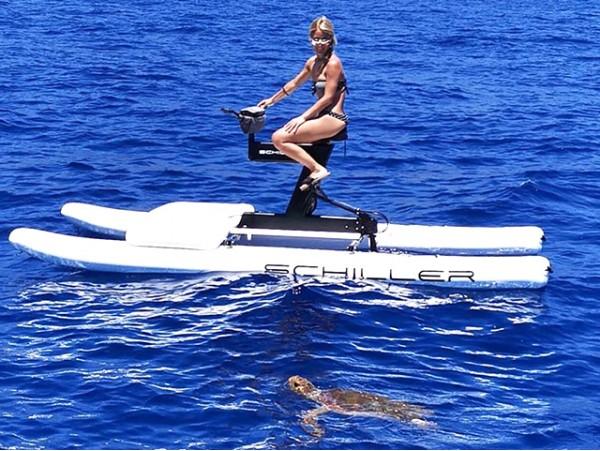 Travesía en WaterBike ¡experiencia única en Tenerife!