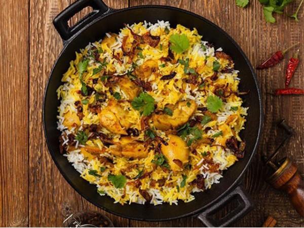 Menú degustación Hindú para 2