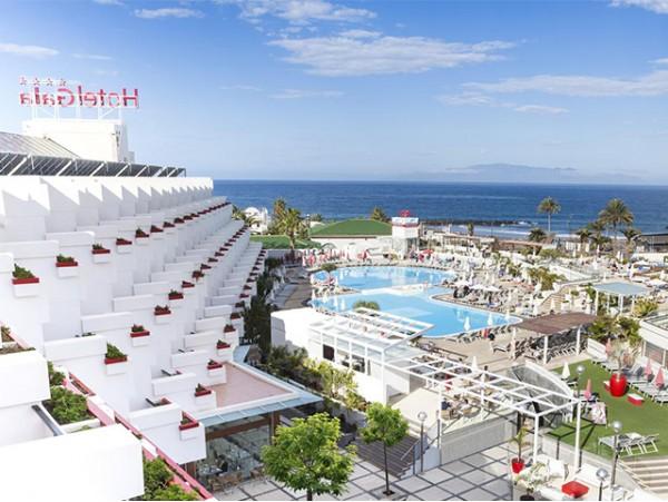 Hotel Gala: DayPass con TODO INCLUIDO