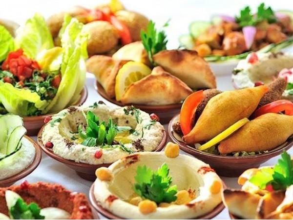 Menú degustación libanés para 2 en pleno centro de la capital