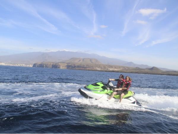 Excursión de 2 horas en moto de agua para 1 o 2 personas
