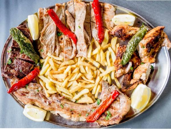 Menú para 2 con parrillada de carne en el Puerto de la Cruz