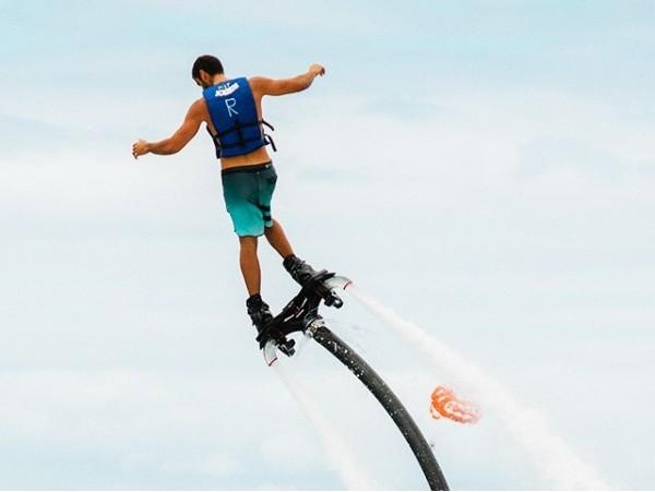 Experiencia Flyboard ¡Es hora de volar!