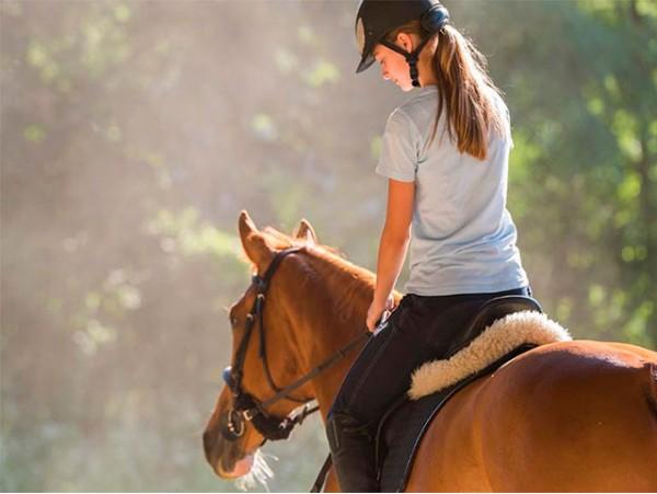 Ruta a caballo de 90 minutos
