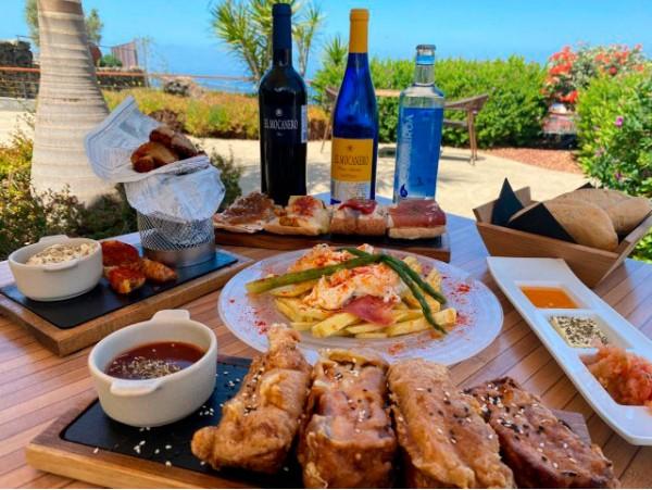 Delicioso brunch para 2 personas en un lugar maravilloso del norte de la isla