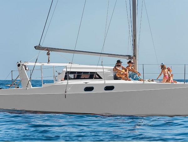 Excursión privada en catamarán Playa San Juan - Masca