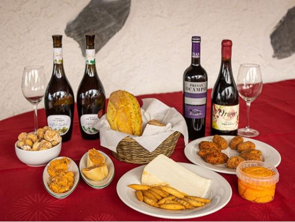 Cata de vinos con menú para 2 + visita guiada a la bodega en Tacoronte