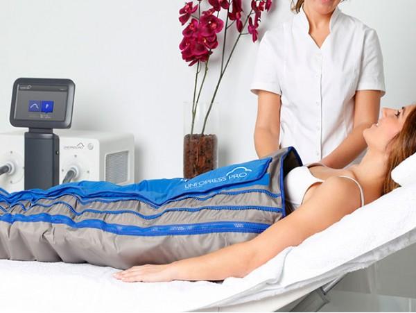 2 sesiones de presoterapia corporal