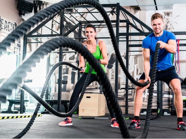 8 ó 12 sesiones de entrenamiento funcional de alta intensidad
